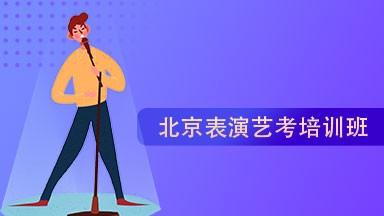 北京表演艺考培训班